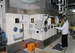 Radiopharmaceutical Plant